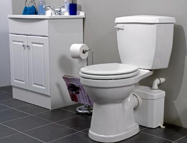 pompa sanitop silence racordare wc si lavoar