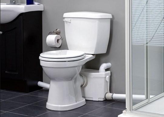 pompa sanipro xr silence racordare wc, lavoar, dus si bideu