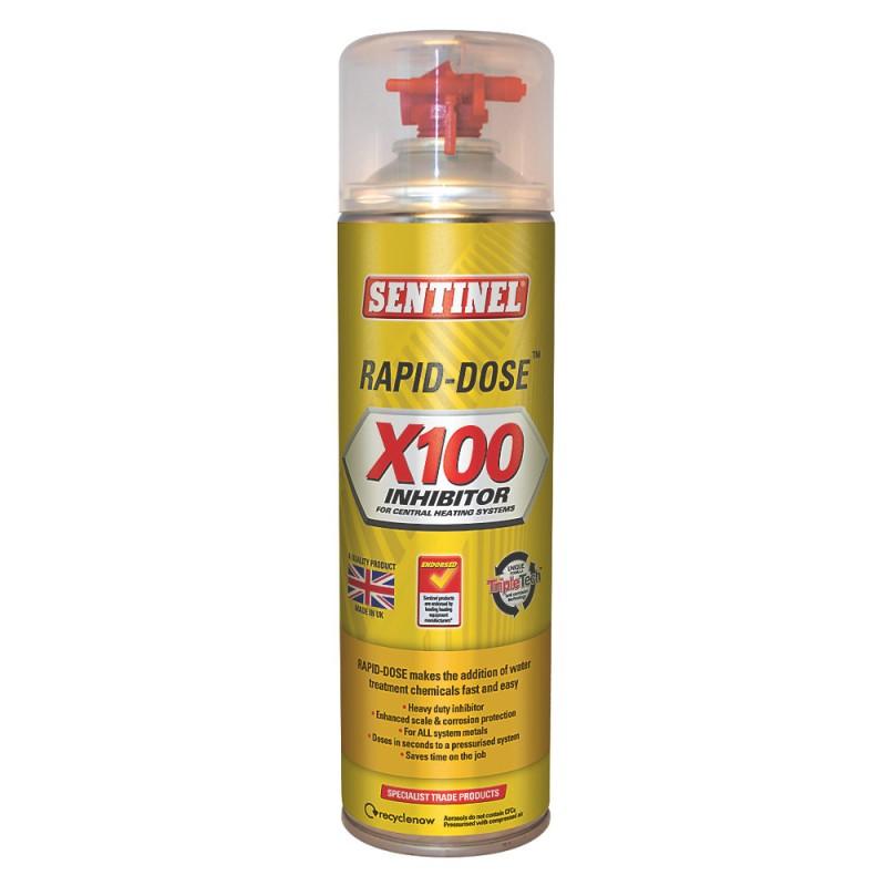 Sentinel X100 Rapid Dose