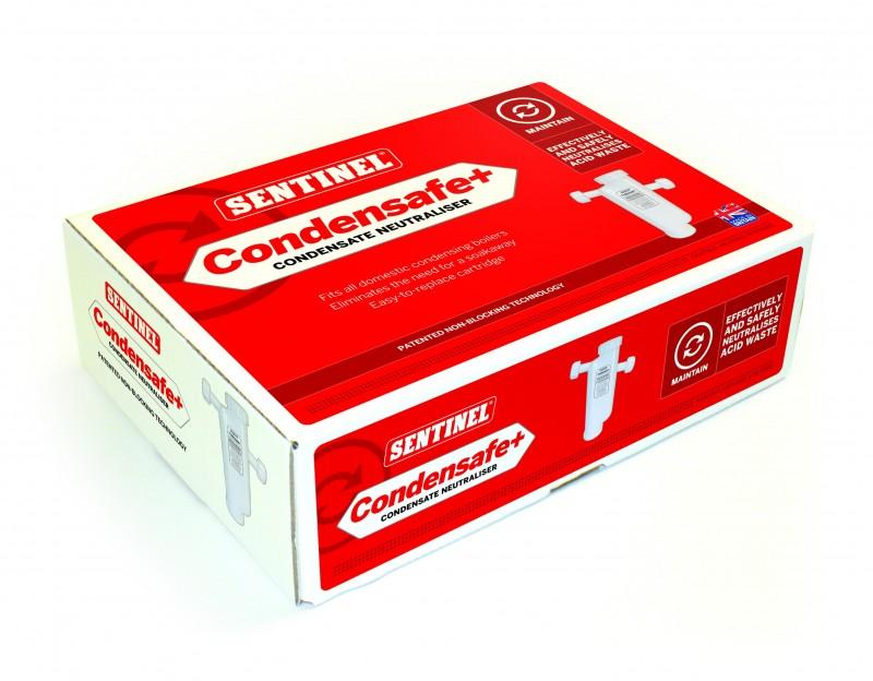 Neutralizator de condens CONDENSAFE+