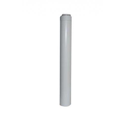 Prelungitor 1 m 80/125: 46Kw - 65Kw