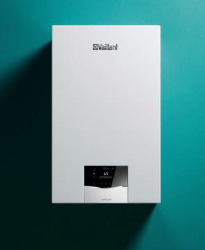 Poza Poza Centrala termica in condensatie VAILLANT ecoTEC plus VUW 26CS/1-5, 21 kW - Incalzire + A.C.M. cu Montaj si Autorizare ISCIR