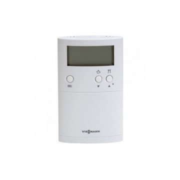 poza Termostat de ambient programabil cu fir Viessmann Vitotrol 100 UTDB
