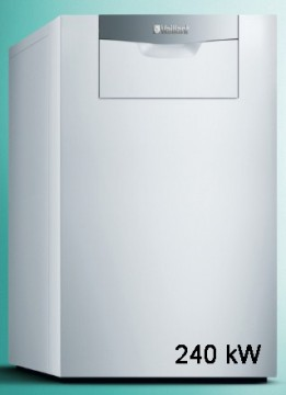 poza Cazan de pardoseala in condensare ecoCRAFT exclusiv VKK 2406/3-E-HL, 240 kW, Incalzire