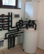 montaj centrala termica