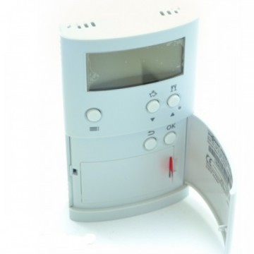 Poza Termostat de ambient viessmann Vitotrol 100 UTDB-RF2 capac desfacut