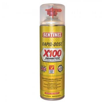 poza Sentinel X100 - Rapid Dose
