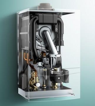 Poza Vaillant ecoTec plus VU int 486/5-5, 48 kW centrala in condensatie - incalzire