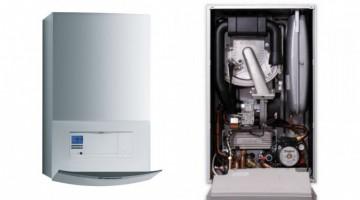 Poza Centrala termica in condensatie VAILLANT ecoTEC plus VUW INT II 346/5-5, 31,8kW - Incalzire + A.C.M..