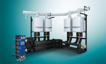 Poza Centrala in condensatie VAILLANT ecoTec plus VU OE 1006/5-5