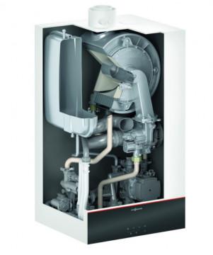 Poza Interior centrala termica in condensatie Vitodens 100, 25kw, model 2021.jpg