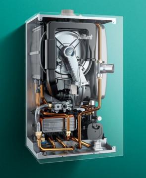 Poza Centrala termica in condensatie VAILLANT ecoTEC plus VUW 40CS/1-5, 37.7 kW - Incalzire + A.C.M.