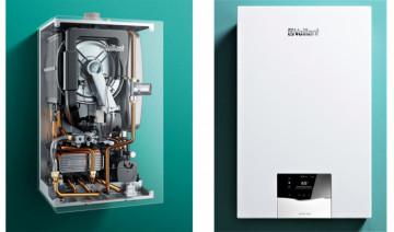 Poza Centrala termica in condensatie VAILLANT ecoTEC plus VUW 36CS/1-5, 33.3 kW - Incalzire + A.C.M.