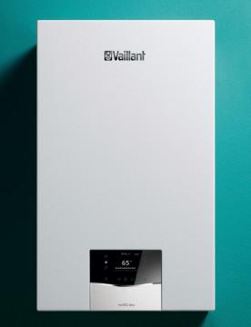 Poza centrala termica in condensatie VAILLANT ecoTEC plus VUI 32CS/1-5, 27 kW - boiler incorporat 20 litri