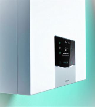 Poza ecotec plus panou frontal VUI 32CS/1-5, 27 kW - boiler incorporat 20 litri
