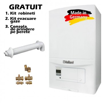 poza Centrala termica in condensatie VAILLANT ecoTEC Pro  VUW INT II 236/5-3, 19,7kW - Incalzire + A.C.M.