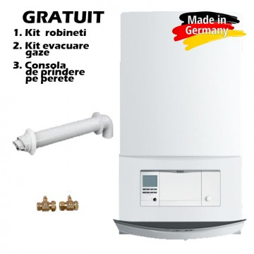 poza Centrala in condensatie VAILLANT ecoTEC plus VU INT II 356/5-5, 37,1kW - Incalzire