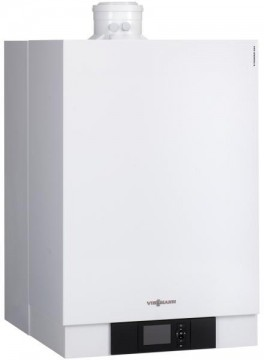 poza Centrala termica Viessmann Vitodens 200-W - 120 KW, TF - Doar incalzire
