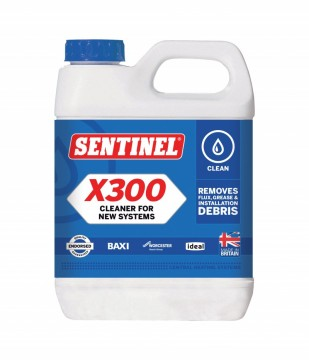 Poza Sentinel X300 Cleaner for New Systems 1L