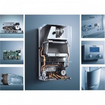 Poza Centrala termica Vaillant Turbotec PLUS VU 282/3-5 - 28 KW tiraj fortat - Incalzire